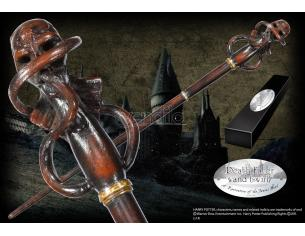 Harry Potter  Bacchetta Magica Mangiamorte Swirl  Character Noble Collection