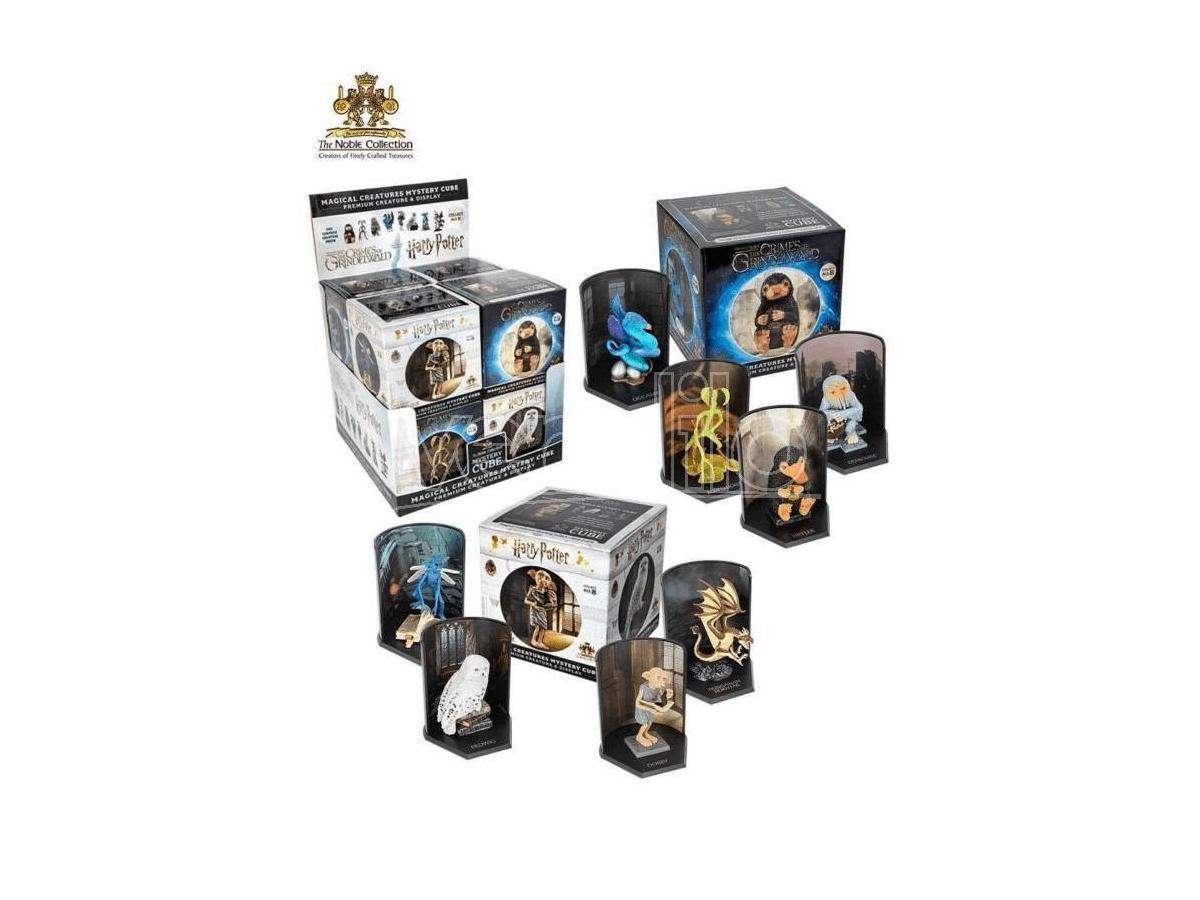 Harry Potter Animali Fantastici Creature Magiche Cubo Del Mistero E Noble Collection
