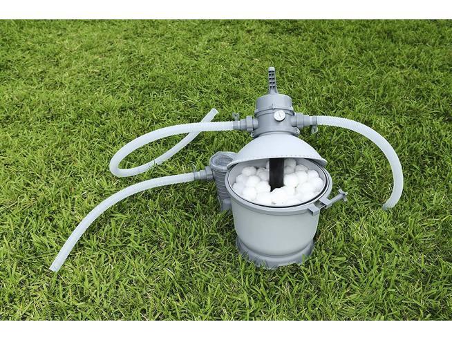Sfere per Filtrazione Acqua Piscina Flowclear 28 g Bestway 58475