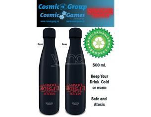 PYRAMID INTERNATIONAL STRANGER THINGS METAL DRINK BOTTLE Bottiglia