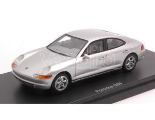 Autocult Atc90142 Porsche 989 Silver Esclusiva Cartima Ed.lim.1:43 Modellino