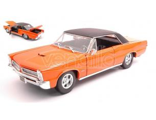 MAISTO MI31885O PONTIAC GTO HURST 1965 ORANGE 1:18 Modellino