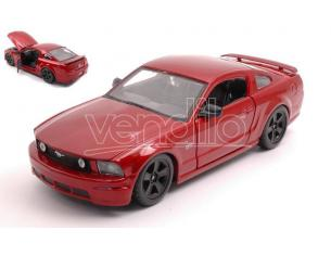 MAISTO MI31997A FORD MUSTANG GT 2006 RED 1:24 Modellino