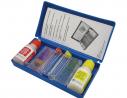 Test Piscina Kit Misurazione PH Bromo Cloro c/ Reagenti Liquidi Bestway K029BL24