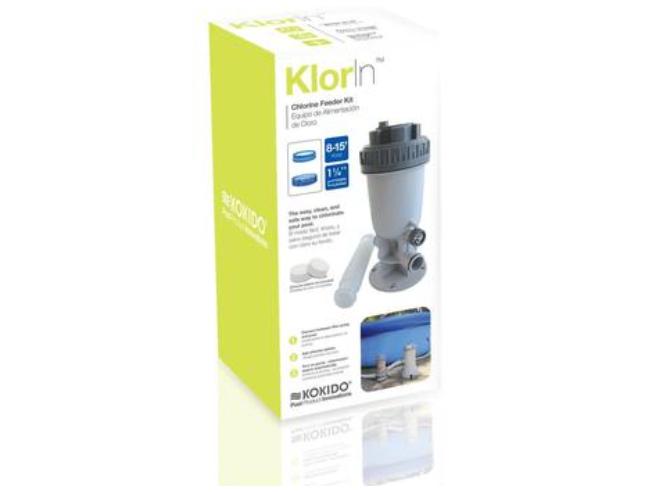 Alimentatore di Prodotti Chimici Klor-In da 1 Kg Bestway K534CBX