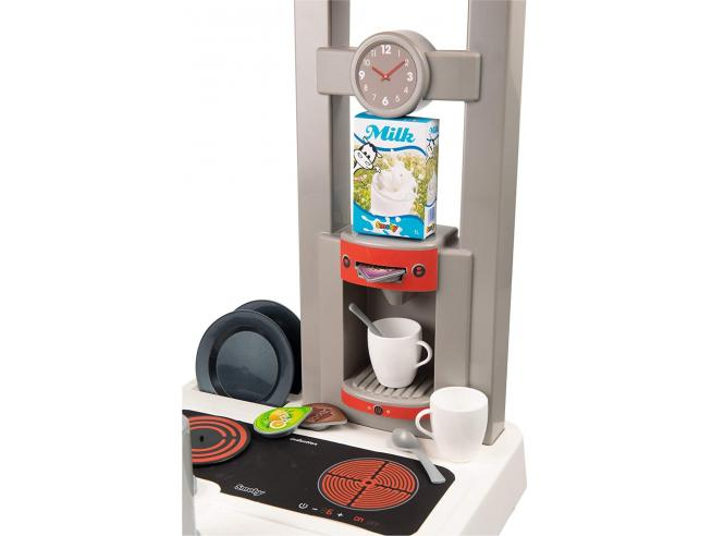 Cucina Bon Appetit Elettronica con Accessori Supermercato Smoby 7600310819