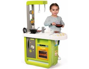 Cucina Cherry Elettronica con Accessori Supermercato Smoby 7600310909