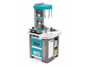 Cucina Studio Bubble Elettronica con Accessori Supermercato Smoby 7600311043