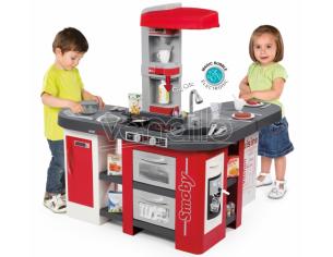 Cucina Studio XXL Bubble Elettronica con Accessori Supermercato Smoby 7600311025