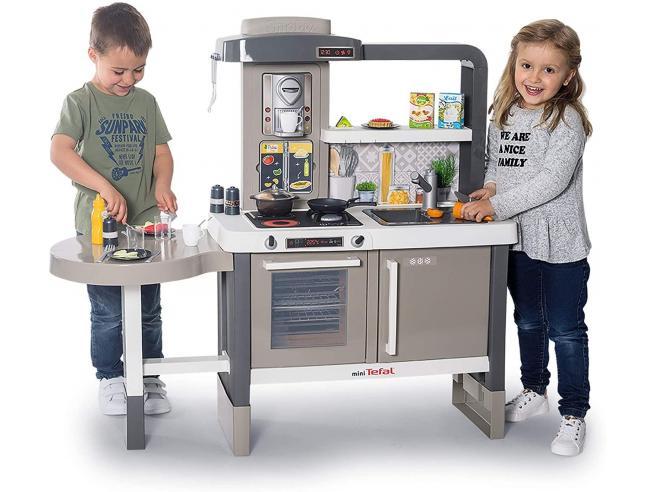 Cucina Evolutive Elettronica con Accessori Supermercato Smoby 7600312300