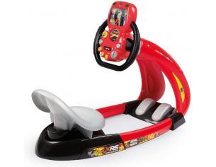 Simulatore di Guida con Supporto per Smartphone Cars XRS V8 Smoby 7600370215