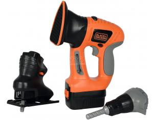 Black + Decker Trapano3 in 1 Smoby 7600360102