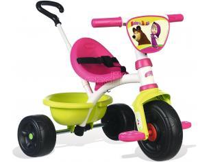 Triciclo Be Move Masha e Orso da 15 Mesi Smoby 7600740300