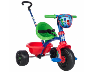 Triciclo Be Move Pj Masks da 15 Mesi Smoby 7600740325