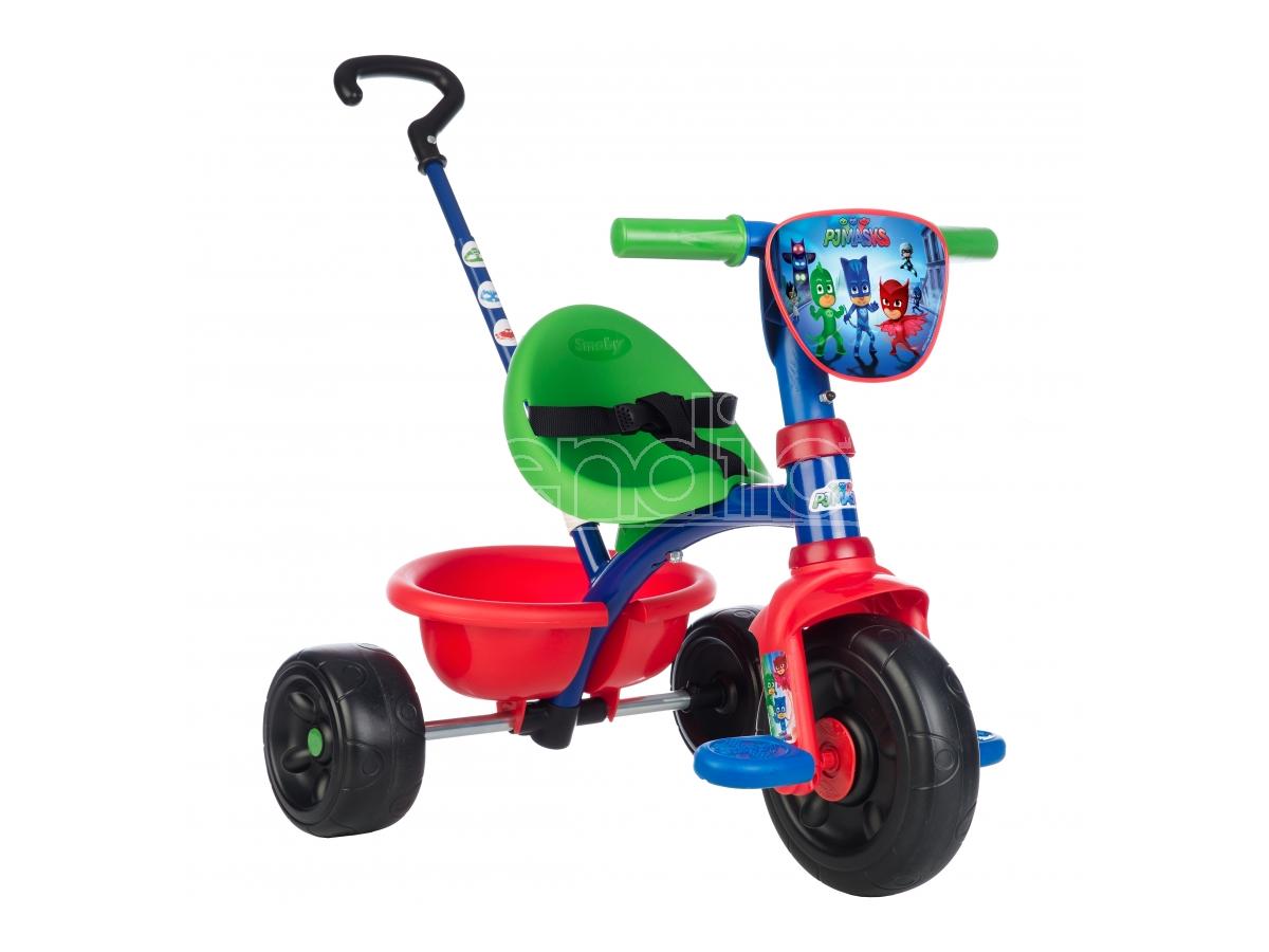 Triciclo Be Move Pj Masks da 15 Mesi Smoby 7600740325