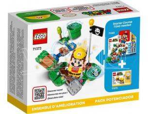 LEGO SUPER MARIO 71373 - MARIO COSTRUTTORE POWER UP PACK
