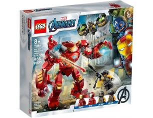 LEGO SUPER HEROES 76164 - IRON MAN HULKBUSTER VS A.I.M AGENT NOVITA' AGOSTO 2020