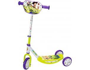 Monopattino Tre Ruote Toy Story 4 da 3 Anni Smoby 7600750172