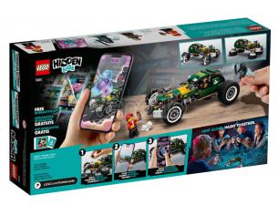 LEGO HIDDEN SIDE 70434 - AUTO DA CORSA FANTASMAGORICA