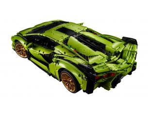 LEGO TECHNIC 42115 - LAMBORGHINI SIAN FKP 37