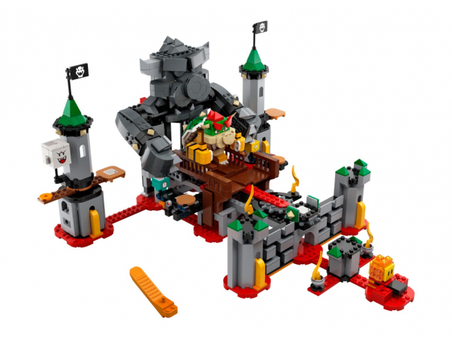 LEGO SUPER MARIO 71369 - BATTAGLIA FINALE AL CASTELLO DI BOWSER