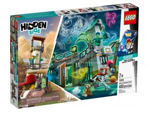 LEGO HIDDEN SIDE 70435 - PRIGIONE ABBANDONATA DI NEWBURY