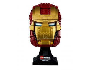 LEGO SUPER HEROES 76165 - CASCO DI IRON MAN