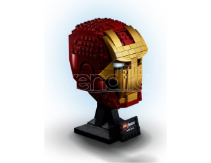 LEGO SUPER HEROES 76165 - CASCO DI IRON MAN