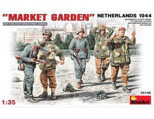 MINIART MIN35148 MARKET GARDEN NETHERLANDS 1944 KIT 1:35 Modellino
