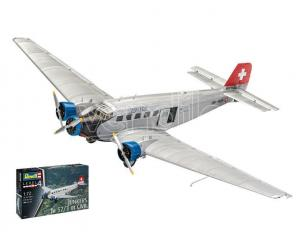 REVELL RV04975 JUNKERS JU 52/3 m CIVIL KIT 1:72 Modellino