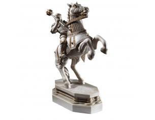 Harry Potter  Fermalibri Statua / Pedina Cavaliere Bianco  Noble Collection
