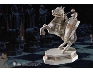 Fermalibri Statua / Pedina Cavaliere Bianco Harry Potter Noble Collection