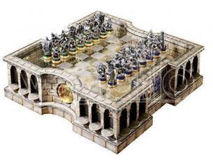 Scacchiera Il Signore degli Anelli 38 x 38 cm Noble Collection