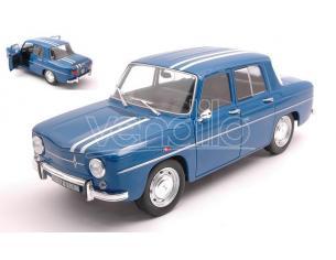 SOLIDO SL1803602 RENAULT 8 GORDINI 1100 1967 BLUE 1:18 Modellino