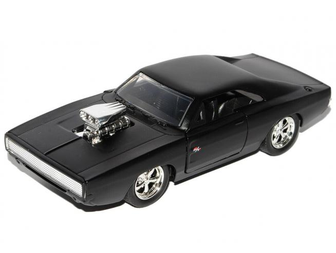 Fast & Furious Modellino Dodge Charger R/T Die Cast Scala 1:32 Jada Toys 253202000