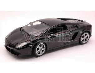 WELLY WE3691 LAMBORGHINI GALLARDO LP560-4 BLACK 1:24 Modellino