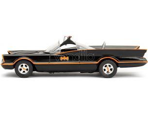 JADA 253212000 Batman Batmobile Classic 1966 Die Cast 1:32 Parti Apribili