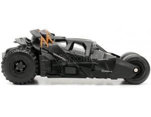 JADA Toys Batman Batmbile Il Cavaliere Oscuro Die Cast 1:32 Porti Apribili