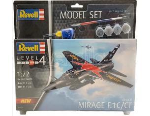 REVELL RV64971 MIRAGE F-1 C/CT MODEL SET KIT 1:72 Modellino