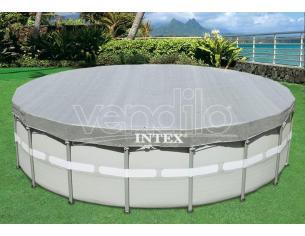 Telone per Piscina Tubolare Rotondo Diametro 549 cm Intex 28041