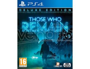 THOSE WHO REMAIN DELUXE AVVENTURA - PLAYSTATION 4