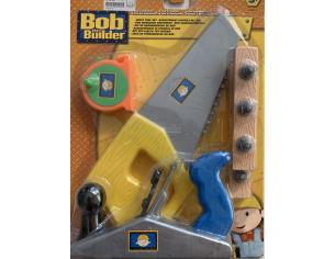 Bob The Builder LC65310 Kit Utensili da Lavoro