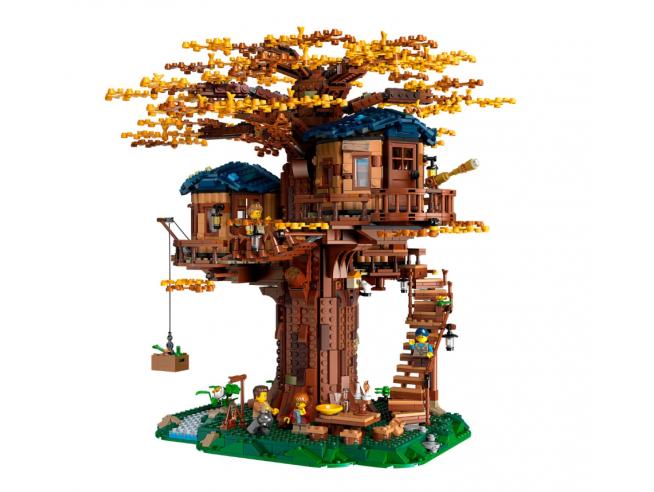 LEGO IDEAS 21318 - CASA SULL'ALBERO