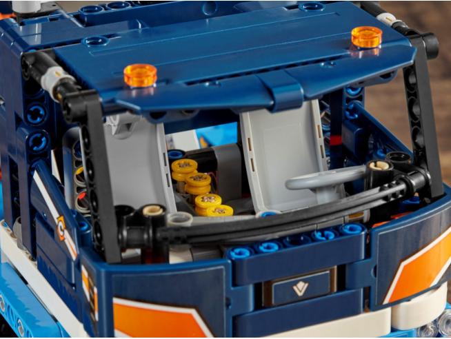 LEGO TECHNIC 42112 - BETONIERA
