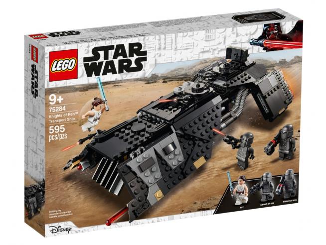 LEGO STAR WARS 75284 - NAVE DA TRASPORTO DEI CAVALIERI DI REN