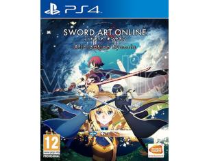 SWORD ART ONLINE ALICIZATION LYCORIS AZIONE - PLAYSTATION 4