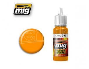 Ammo By Mig Jimenez Cristallo Arancione 0097 Colori