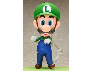 GOODSMILE SUPER MARIO LUIGI 3RD RUN NENDOROID MINI FIGURA