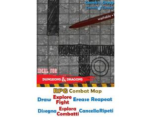PWORK PWORK RPG COMBAT MAP DUNGEON 30x30 In ACCESSORI