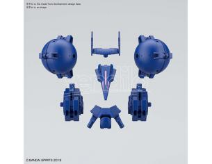 BANDAI MODEL KIT 30MM OP AR HIGH MOB CIELN EX BLUE 1/144 MODEL KIT